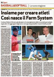 Nasce Farm System Verona