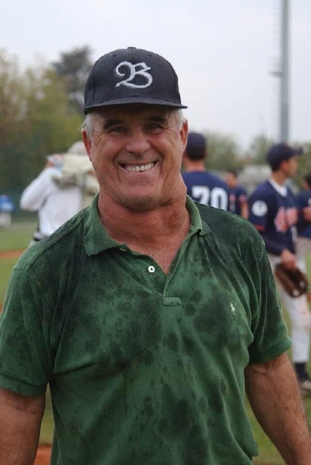 """Luciano """"Giaguaro"""" Miani: Un pezzo di storia del Verona Baseball."""